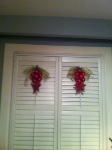ornament bunches