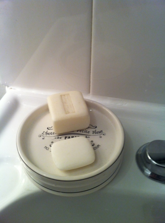 Adorable soap dish from Winners!